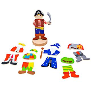 Mag-Play Dress Up Puzzle - Costumes