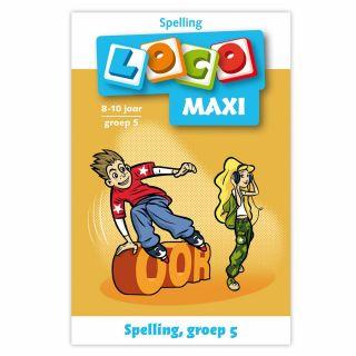 Maxi Loco-Spelling Group 5 (8-10)