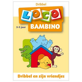 Bambino Loco - Dribble and his Friends for 3-5 years