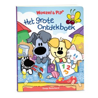 Woezel & Pip The great discovery book