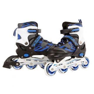 Inline Skates Blue / Black, size 31-34