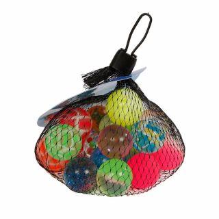 Bouncing balls, 20pcs.