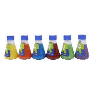 Professor Slijm in Laboratory flask