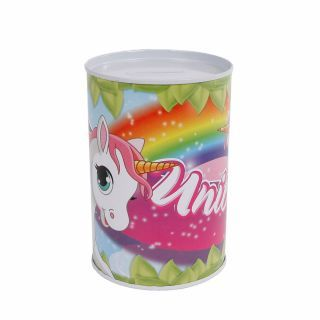Money box Unicorn Metal