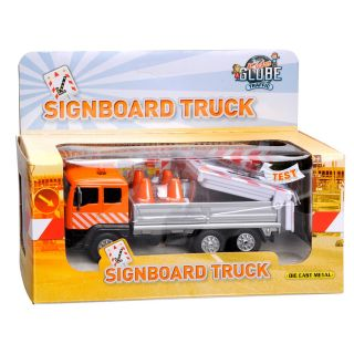Die Cast Pull Back Truck