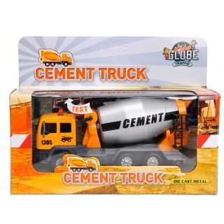 Pullback Cement truck with light & Sound