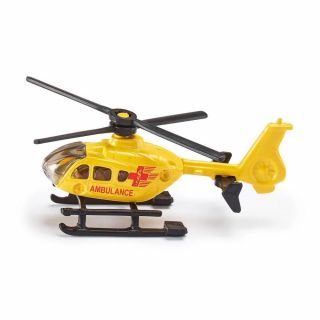 0856 rescue helicopter SIKU 1:87
