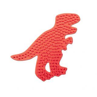 SES Plateau T-rex pour perles à repasser
