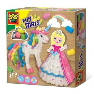 SES Funmais - Princesse et licorne