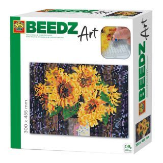 SES Beedz Art - Sunflowers