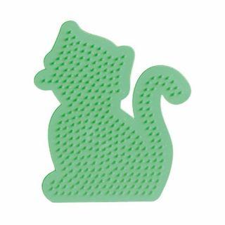 SES Plateau chat pour perles à repasser