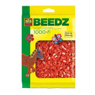 SES Perles à repasser 1000 Rouge