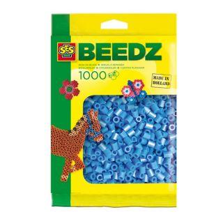 SES Perles à repasser 1000 Bleu