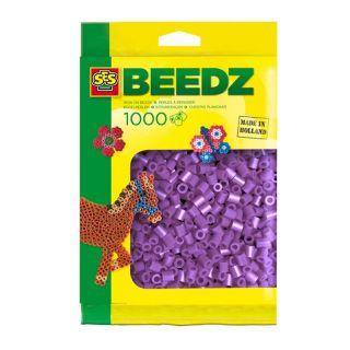 SES Perles à repasser 1000 Mauve