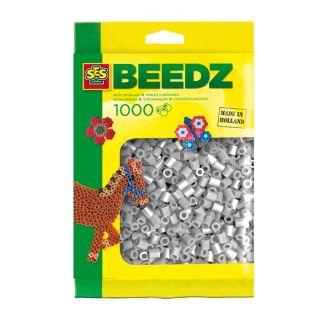 SES Perles à repasser 1000 Gris