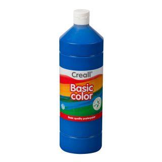 Creall School paint Dark blue, 1 liter