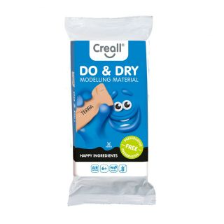 Creall Modeling Clay Preservation-Free Terra, 500gr.