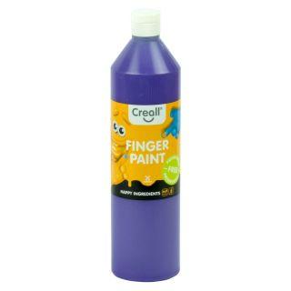 Creall Finger Paint Preservative Free Purple, 750ml