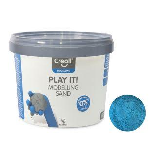 Creall Play It Play Sand Blue, 750gr.