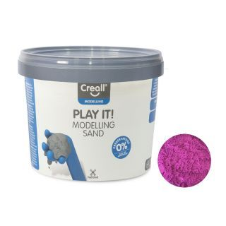 Creall Play It Play Sand Purple, 750gr.
