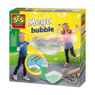 SES Faire des bulles géantes