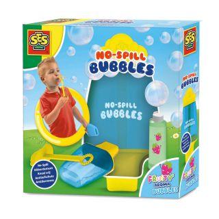 SES Flacon à bulles anti -goutte