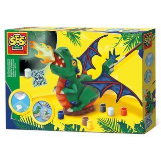 SES Moulage et peinture - Dragon