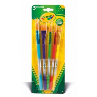 Crayola Brushes, 5pcs.