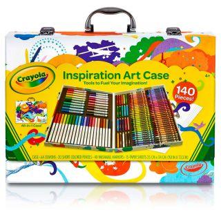 Crayola Color case, 140dlg.