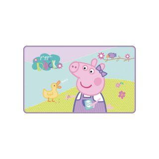 Peppa Pig rug 45x75cm