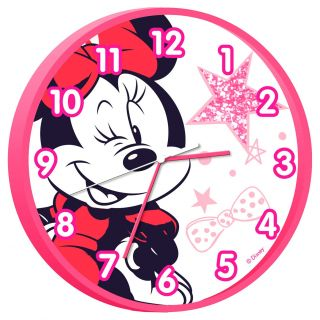 Wall clock Minnie Mouse