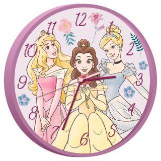 Wall clock Disney Princess