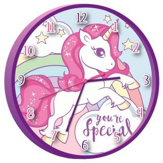 Wall clock Unicorn