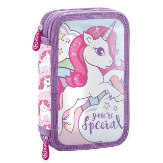 Unicorn 2-compartment Filled Pouch