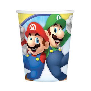 Super Mario Cups, 8st.