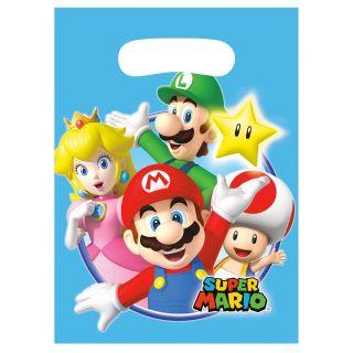 Super Mario Handbags, 8pcs.
