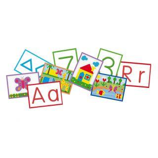 PlayMais Eduline Mosaic Instruction Book