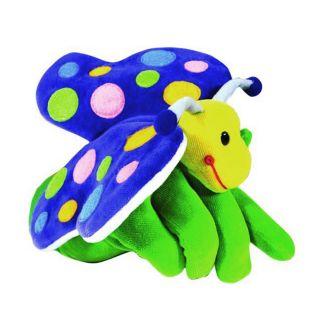 Beleduc Hand Puppet Butterfly