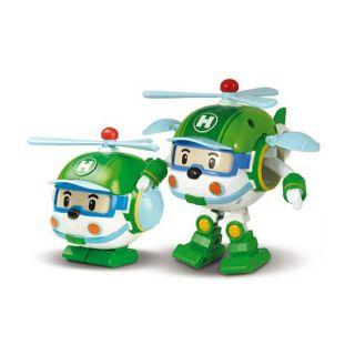 Robocar Poli Transforming Robot-Helly