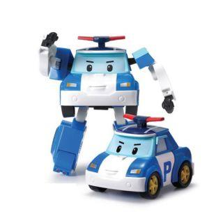 Transforming Robot Robocar Poli-Poli