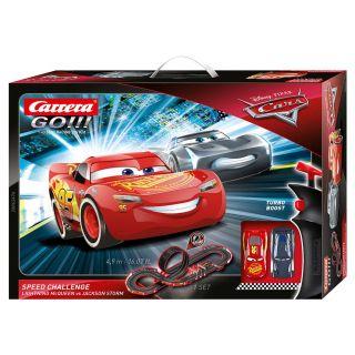 Carrera GO !!! Race Track - Cars Speed Challenge