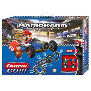 Carrera GO!!! Race course-Mario Kart 8