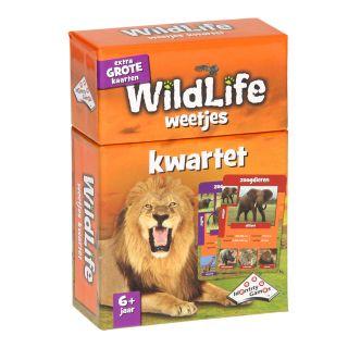 Wildlife Facts Quartet