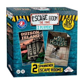 Escape Room The Game, 2 Players