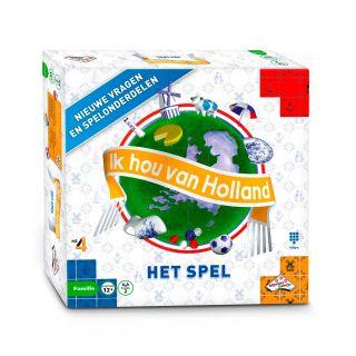 I love Holland board game