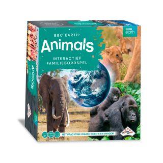 BBC Earth Animals Interactive Family Board Game