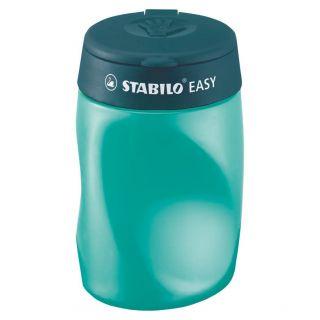 Stabilo Easy Links 3-in-1 Sharpener-Petrol