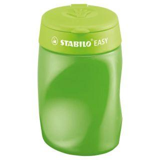 Stabilo Easy Right 3-in-1 Sharpener-Green