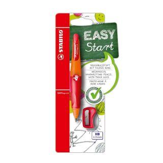 STABILO EASYergo 3.15 right handed-Red