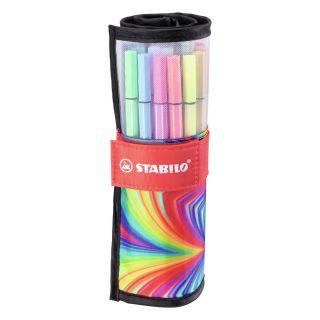 STABILO Pen 68 Roller set ARTY, 25 pcs.